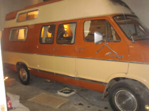 Dodge Camper Van Mint condition