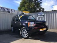 Land Rover Discovery 3 2.7TD V6 auto 2008.5MY XS