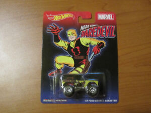 Hot wheels, Daredevil, roues real riders (5 disponibles)