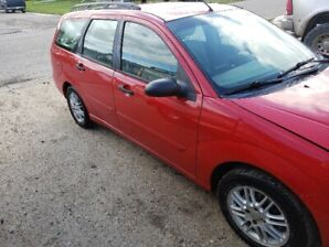 2005 Ford Focus LOW KMS