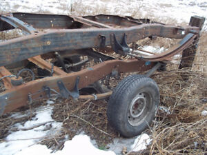 Southern F150 Short Wheel Base Rolling Chassis
