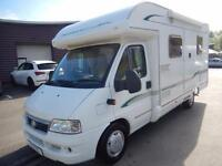 Bessacarr E450 2004 2 Berth Rear Fixed Bed Low Miles Motorhome for Sale