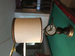 Vintage Nautical ships lamp