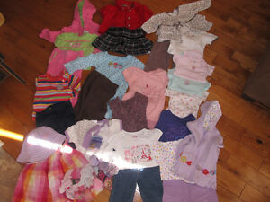 PRICE REDUCED!!! Baby girl clothing : 6, 9 and 12 months!