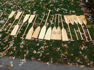 Dragon Boat Paddles