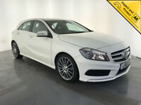 2015 MERCEDES A180 BLUE-CY AMG SPORT CDI DIESEL 1 OWNER SERVICE HISTORY FINANCE