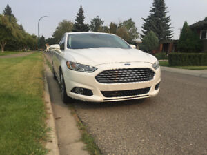 2013 Ford Fusion Titanium - Loaded - 2 sets of wheels & tires