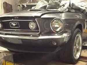 1968 Mustang coupe fresh rebuild everything new
