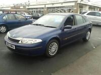 2002 RENAULT LAGUNA 1.8 16V Authentique Automatic From GBP1,695 + Retail Package