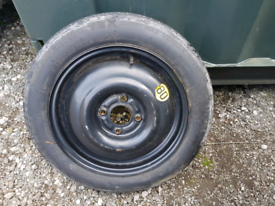 Ford 15 inch space saver wheel tyre