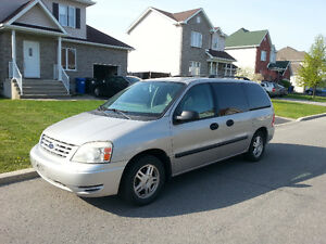 2006 Ford Freestar Fourgonnette, fourgon