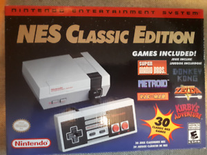 NES Classic with ~800 games