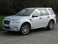 2008 Land Rover Freelander 2 2.2 TD4 HST S Manual Diesel 5 Door 4x4 158 bhp