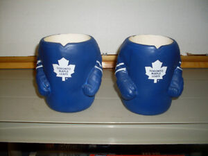 Toronto Maple Leafs / Molson Canadian Jersey Shaped Coolies (2)