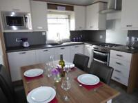Gorgeous extra wide holiday home caravan for sale premium park isle of wight