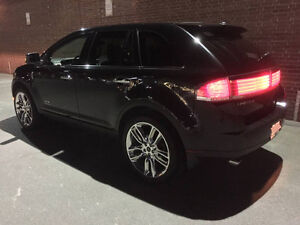 2010 Lincoln MKX, fully-loaded, black on black, no accidents, lo