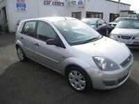 Ford Fiesta 1.25 Style Climate 5 Door. 12 Months MOT.