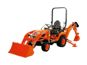 - Compact Tractor