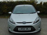 2009 58 FORD FIESTA 1.2 STYLE PLUS 3D