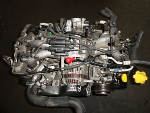 JDM SUBARU EJ20 SOHC ENGINE, REPLACEMENT FOR EJ25, 2001-2005