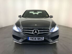 2014 MERCEDES-BENZ E220 AMG SPORT CDI DIESEL 1 OWNER SERVICE HISTORY FINANCE PX