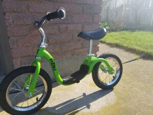 Kazam Balance Bike $57
