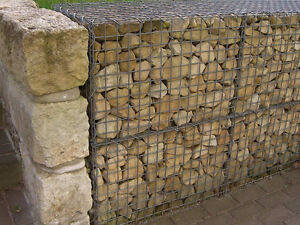 Gabions for garden stone wall cheapest retaining wall