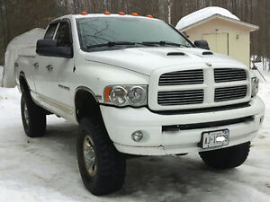 TRADE for a Diesel 4x4 Truck or possibly a Gas