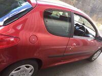 Peugeot 206 2003 1.1cc