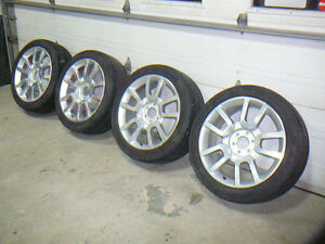 4 Roues (Mags) de 2011 Ford F-150 Harley-Davidson 22 pouces