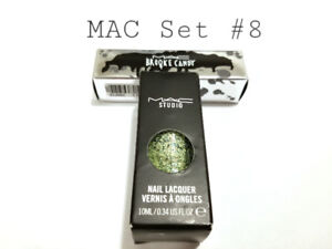 MAC MAKEUP SET #8 $20.00: NAIL LACQUER/POLISH + MATTE LIPSTICK