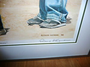 "Richard Hayman ""Baby Bears"" 1986 Signed and Numbered (122/300) Stratford Kitchener Area image 5"