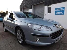 Peugeot 407 SW 2.0HDi 136 2006 SE 106000 MILES F/S/H LOTS OF RECIEPTS