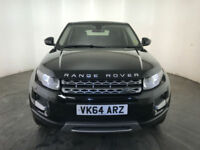 2014 64 LAND ROVER EVOQUE PURE SD4 DIESEL AUTOMATIC 1 OWNER FINANCE PX WELCOME