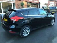 2017 Ford Focus 1.5 TDCi 120 Zetec Edition 5dr ONE OWNER / FULL SERVICE HISTORY