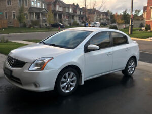 For Sale: 2012 Nissan Sentra 89K Auto, Alloy wheels, winter tire