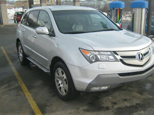 2009 Acura MDX TCH SUV, Crossover