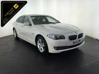 2013 BMW 520D EFFICIENT DYNAMICS 1 OWNER BMW SERVICE HISTORY FINANCE PX WELCOME