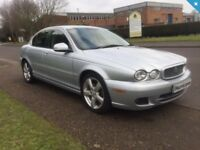 New MOT Service Jaguar X-Type SE 2.2 Diesel Manual VGC FSH