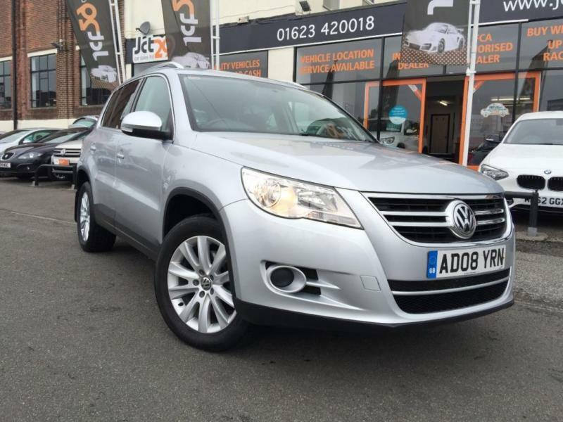 2008 volkswagen tiguan 2 0 se tdi 5d 4motion 4x4 stunning condition in mansfield. Black Bedroom Furniture Sets. Home Design Ideas