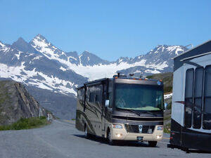 Motorisé Holiday Rambler 2013 36 SBT Vacationer