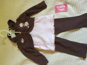 New Baby girl 18 month outfit