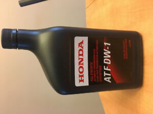 Transmission Fluid, Automatic Honda Full Synthetic Fluid