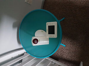 Uniden baby monitor with sounds and night vision