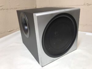 Logitech Z-2300 sub-woofer and Sony speakers