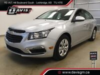 Used 2015 Chevrolet Cruze 4dr Sdn 1LT-COLOUR TOUCH STEREO,USB