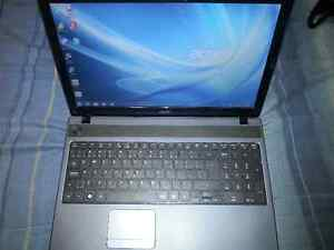 Selling laptop. Restored to factory settings.