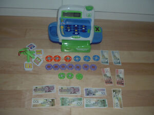 Leapfrog Pretend and Learn Cash Register (with accessories)