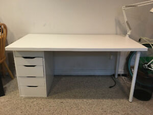 Ikea Linnmon / Alex desk ($157 value)
