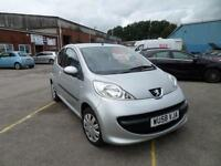 "2008 PEUGEOT 107 URBAN MOVE ""C CAT"" REPAIRED TO VERY HIGH STANDARD"